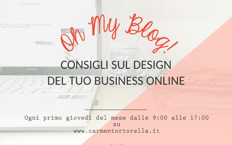Oh My Blog!#6 – Consigli sul design del tuo business online